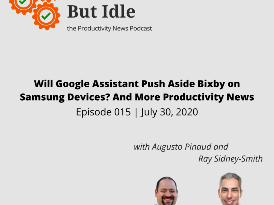 Will Google Assistant Push Aside Samsung Bixby on Samsung Devices?