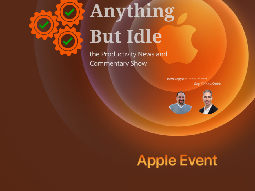 Anything But Idle - Apple Special Event - Hi, Speed!