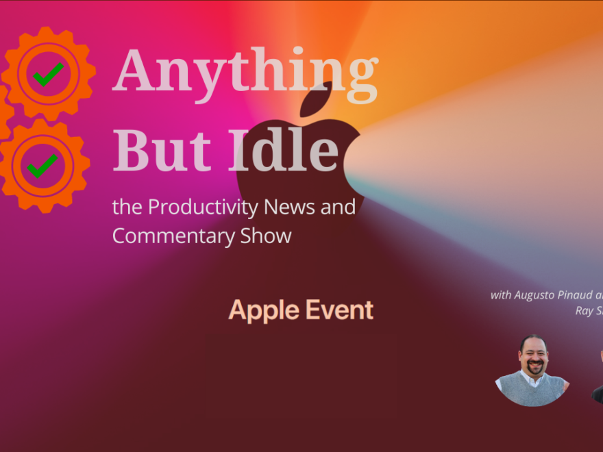 "Apple November 10 ""One More Thing"" Event"
