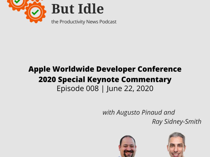 Apple Worldwide Developer Conference 2020